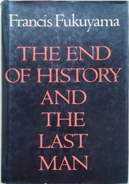 WHITE LOTUS BOOKS - End of History and the Last Man, The